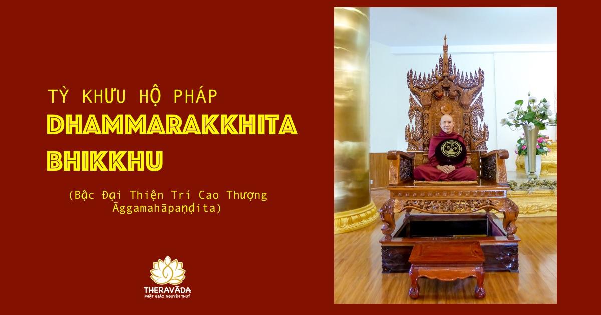Nền Tảng Phật Giáo & Các Đầu Sách Tỳ Khưu Hộ Pháp Biên Soạn