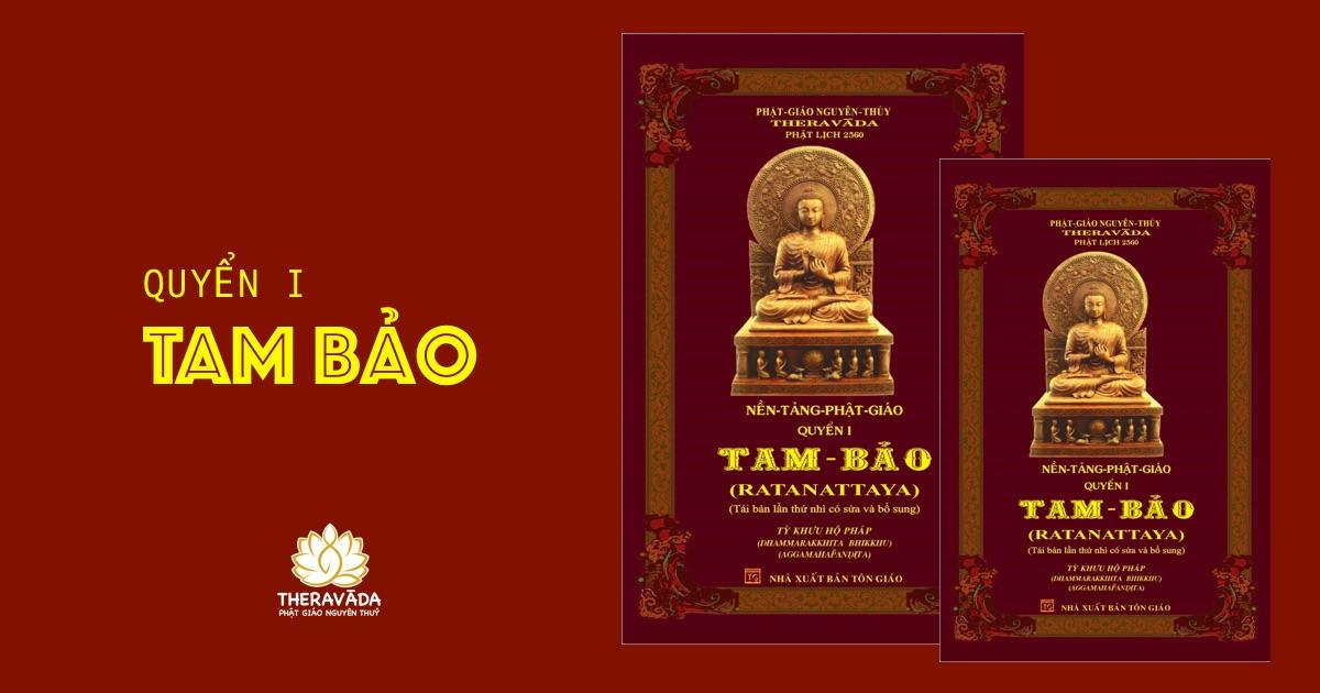 Tam Bảo - Tỳ Kheo Hộ Pháp