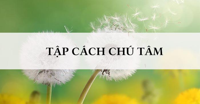 Tập chú tâm - Thiền sư Ajahn Chahn