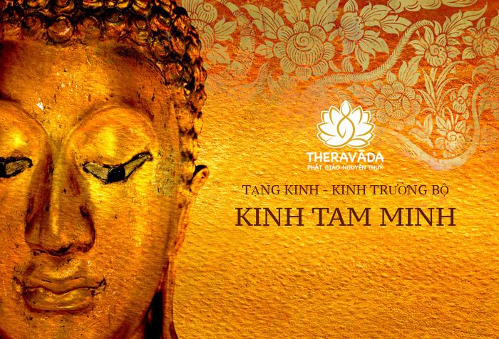13. KINH TAM MINH - KINH TRƯỜNG BỘ