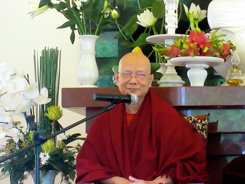 Bộ Videos Cuốn Tuyết Giữa Mùa Hè - Thiền Sư U Jotika