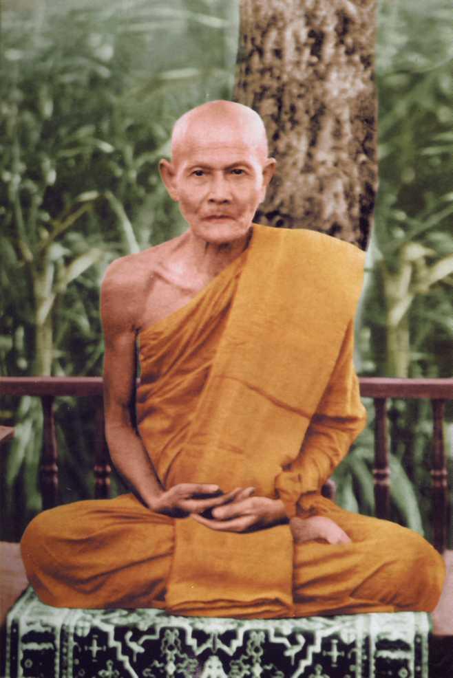 Thiền Sư Ajahn_Mun