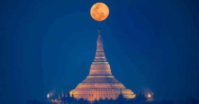 Ngày Rằm Tháng 4 Trong Phật Giáo - Tỳ Khưu Hộ Pháp - Lời Nói Đầu