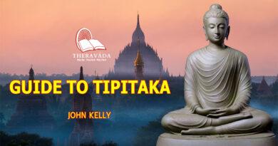 GUIDE TO TIPITAKA - COMPILED BY U KO LAY