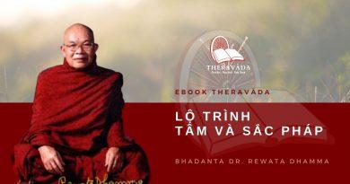 LỘ TRÌNH TÂM VÀ SẮC PHÁP - BHADANTA DR. REWATA DHAMMA