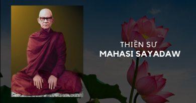 Ngài Thiền Sư Mahasi Sayadaw