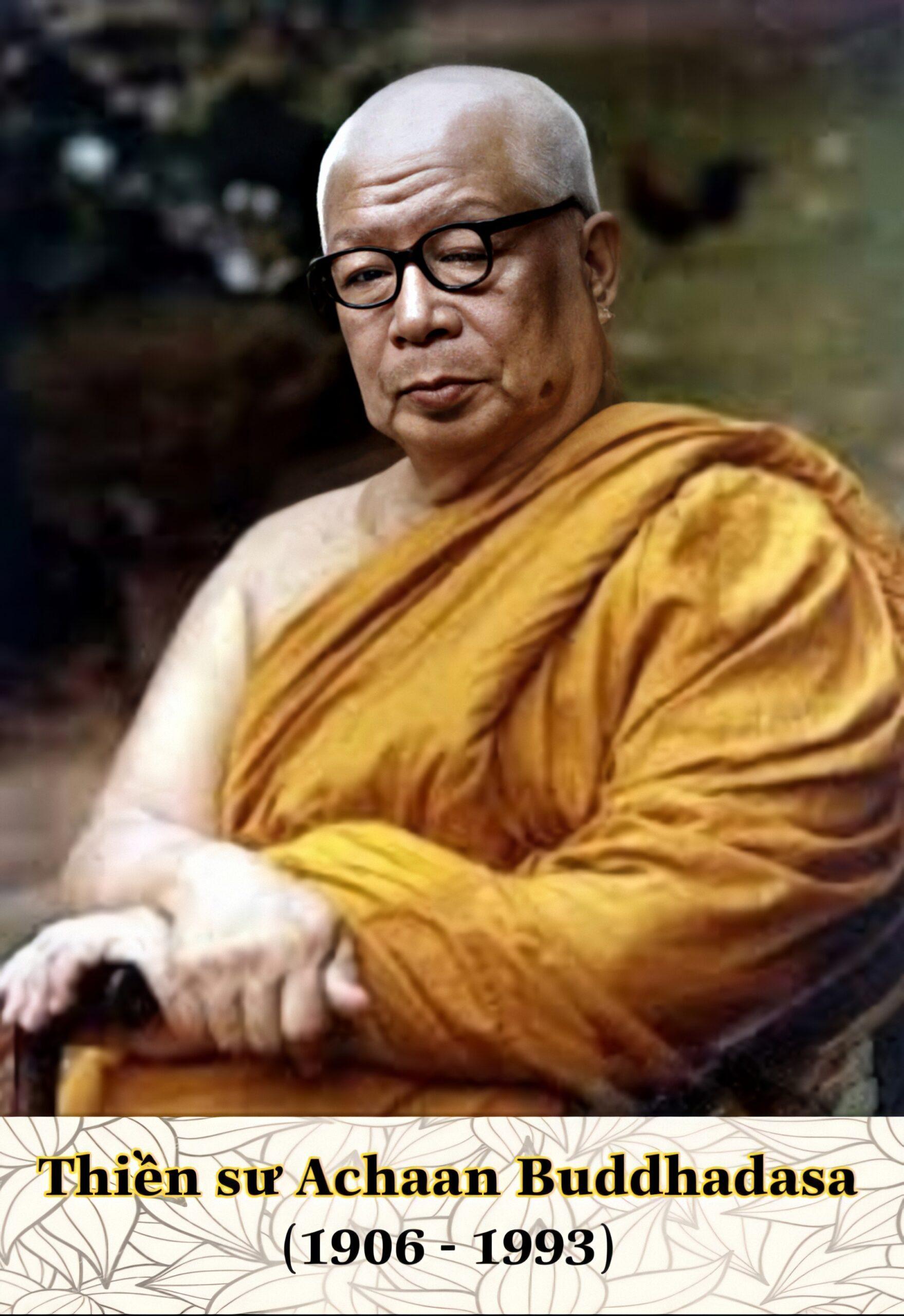 Thiền sư Achaan Buddhadasa 1 scaled