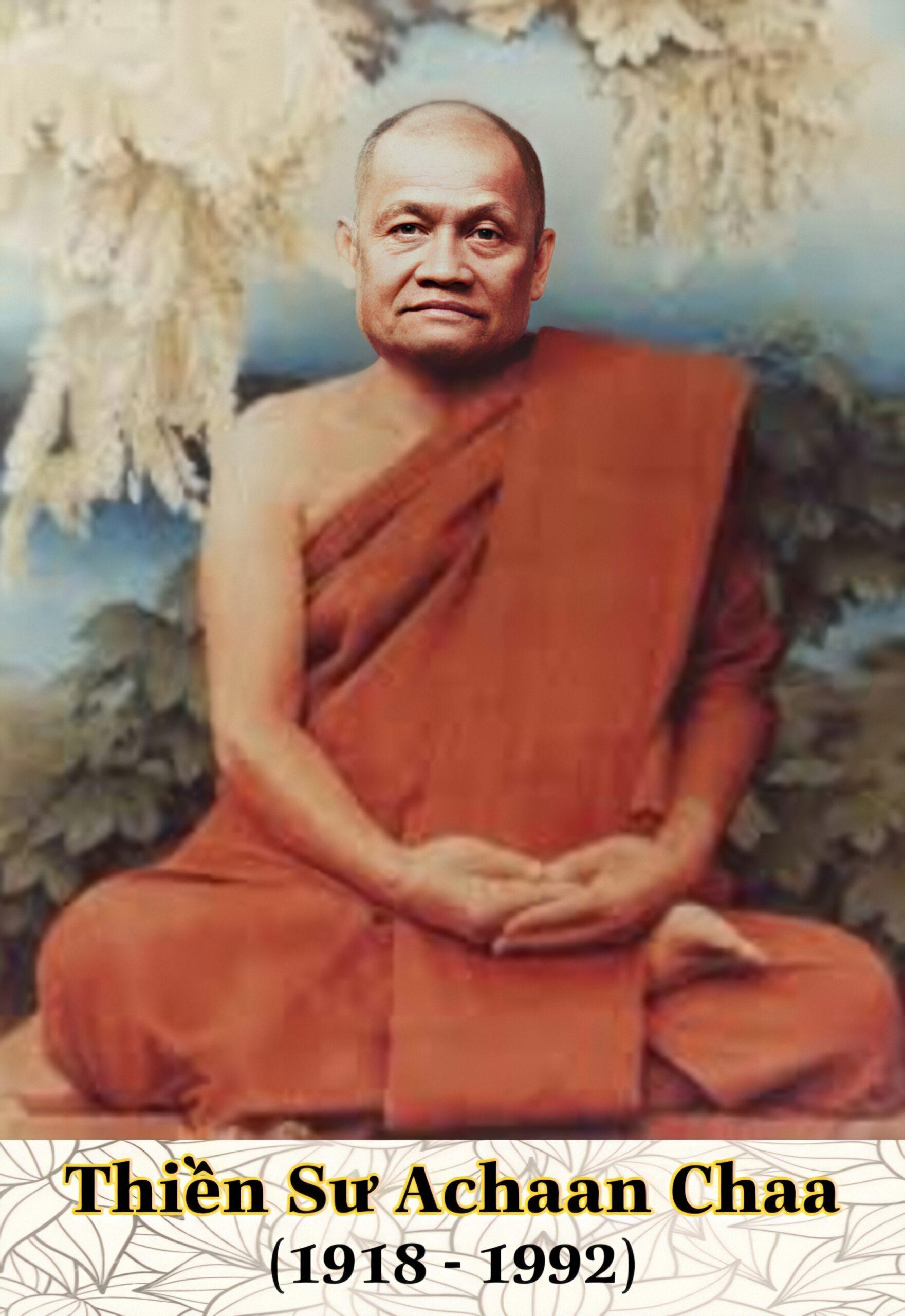 Thiền sư Achaan Chaa scaled