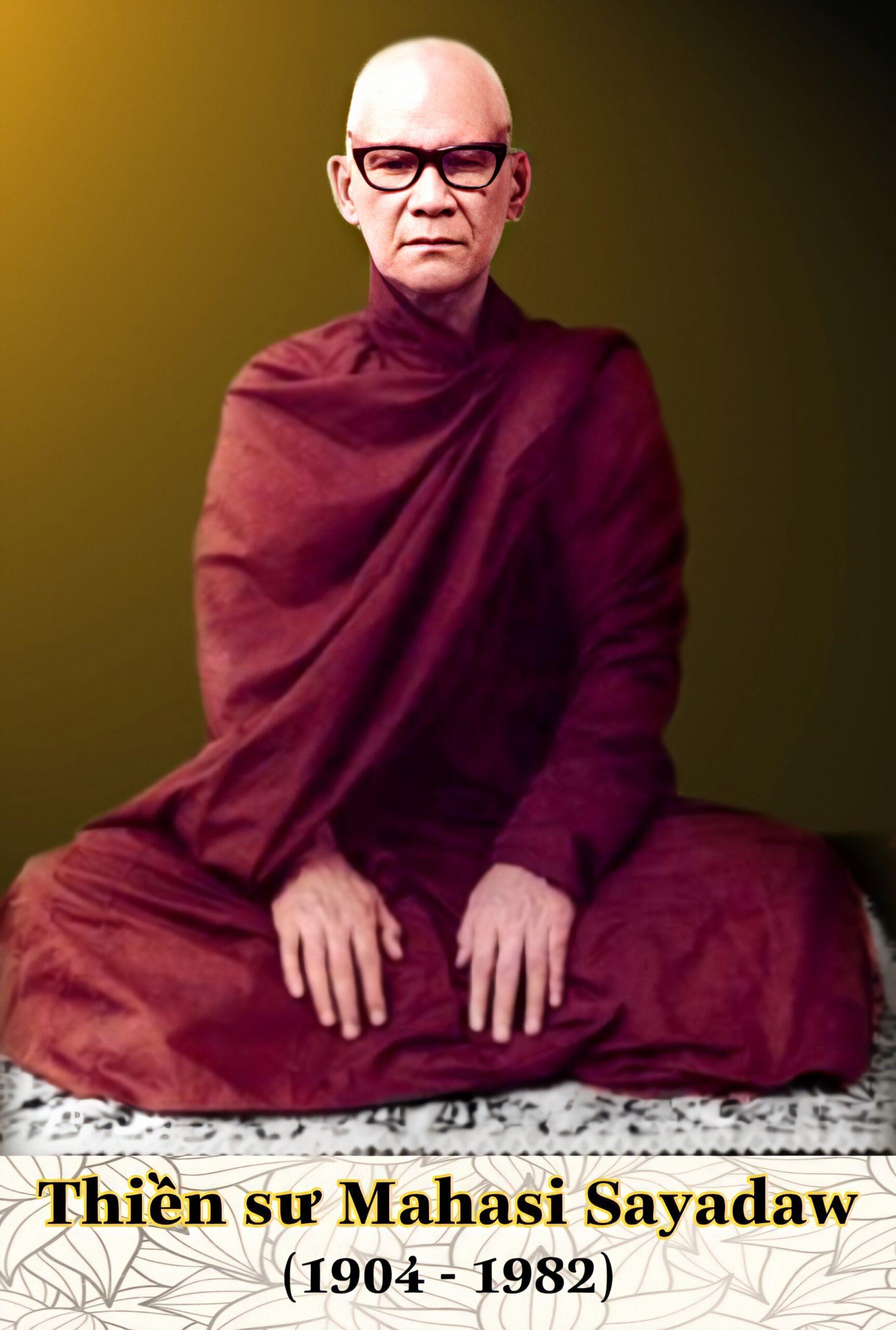 Thiền sư Mahasi Sayadaw 1 scaled