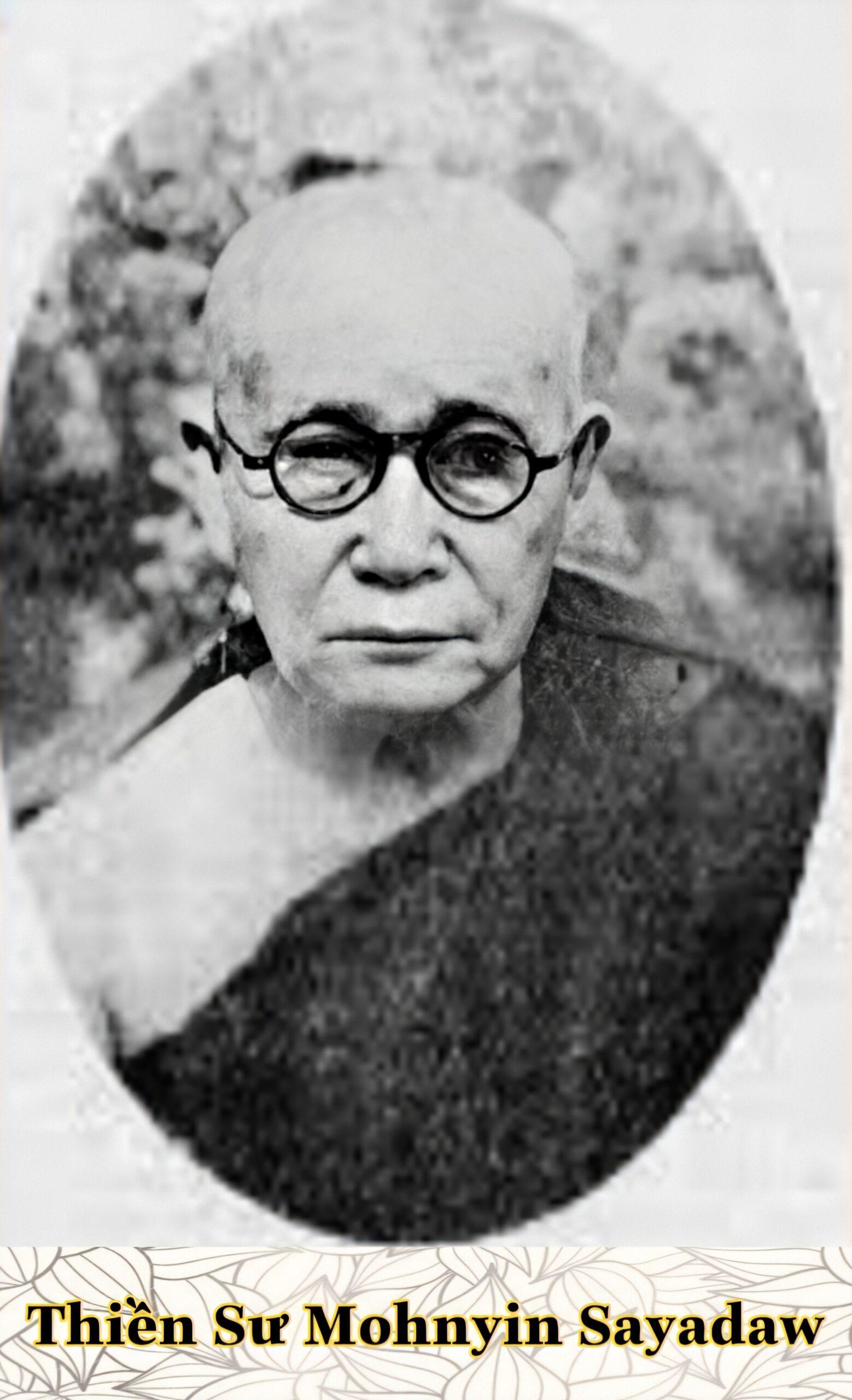 Thiền sư Mohnyin Sayadaw 1 scaled