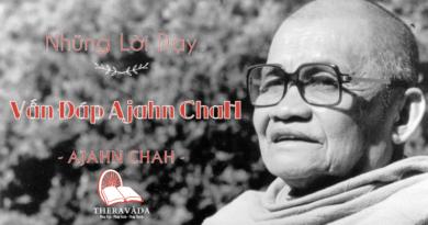 Videos [Những Lời Dạy Của Ajahn Chah] (10). Vấn Đáp Ajahn Chah - Thiền Sư Ajahn Chah