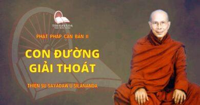 Phật Pháp Căn Bản II - Con Đường Giải Thoát