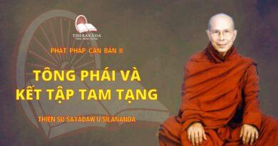 Phật Pháp Căn Bản II - Tông Phái Và Kết Tập Tam Tạng