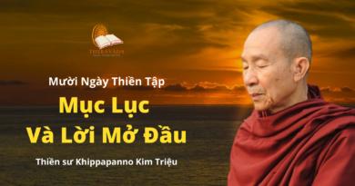 Mười Ngày Thiền Tập