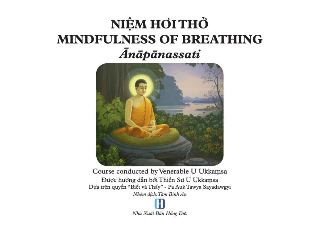 Mindfulness of breathing Ānāpānassati