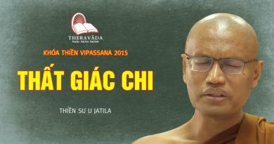 Videos 12. Thất Giác Chi | Thiền Sư U Jatila - Khóa Thiền Năm 2015