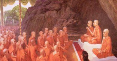 Chaṭṭha Saṅgāyana - The Six Dhamma Councils