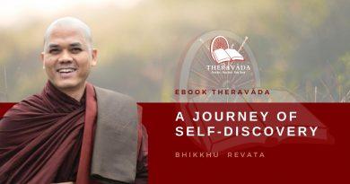 A JOURNEY OF SELF-DISCOVERY - BHIKKHU REVATA