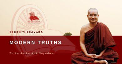 MODERN TRUTHS - PA AUK SAYADAW