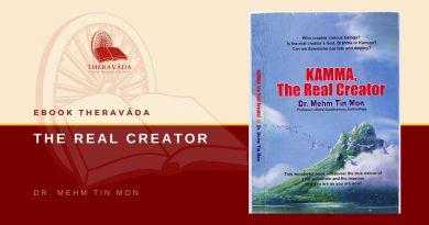 THE REAL CREATOR - DR. MEHM TIN MON