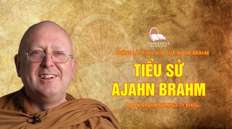 Tiểu Sử Thiền Sư Ajahn Brahm